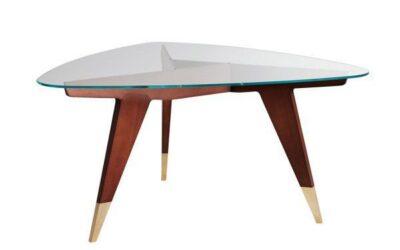 Tavolino triangolare Molteni & C Gio Ponti