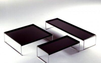 Trays tavolino Kartell design Piero Lissoni