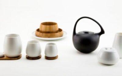 servizio da te Cha Rosenthal design Giapponese