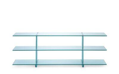 Teso consolle Fontana Arte design Renzo Piano