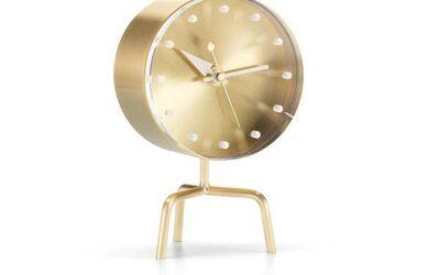 Tripod Clock Night Clock Diamond Clock Cone orologi Vitra