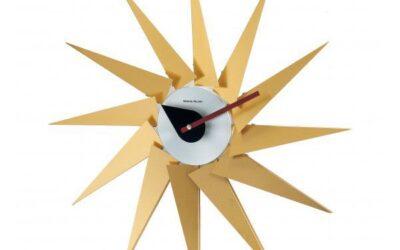 Turbine clock Vitra orologio