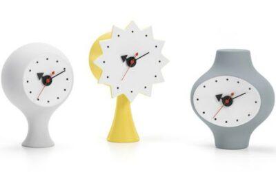 Ceramic Clocks Vitra orologio da tavolo
