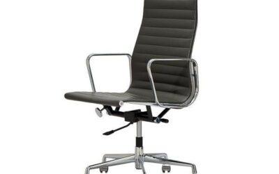 EA 119 Alluminium Chairs Vitra sedia ufficio