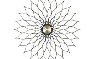 Sunflower clock Vitra orologio
