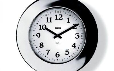 Orologio Momento Alessi