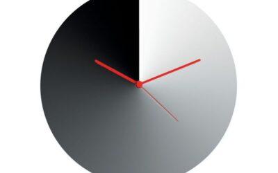 Arris Alessi orologio da parete