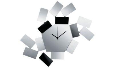 La Stanza dello Scirocco Alessi orologio