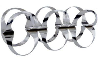 Ribbon Alessi portabottiglie