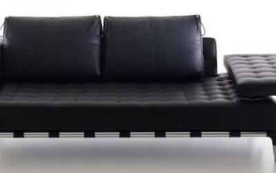 Privè Cassina divano in pelle 241design Philippe Starck