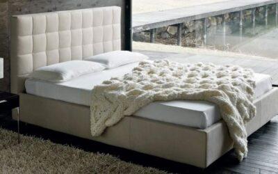 Overbox Zanotta letto