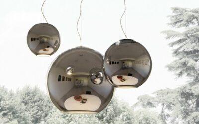 Globo di Luce Fontana Arte lampada