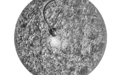 Luna piena Catellani & Smith lampada da parete