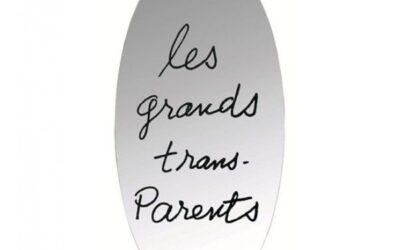 Specchio Man Ray Les Grand Trans-Parents